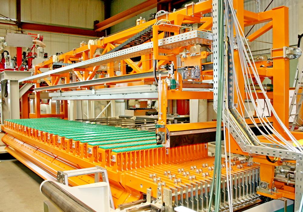 Завод производство ячеистый бетон процесс приготовления бетонной смеси производство